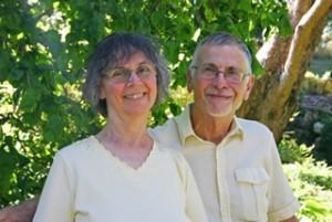 Chris Bullock and Kay Stewart
